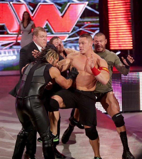 Les moments embarrassants de Stephanie McMahon