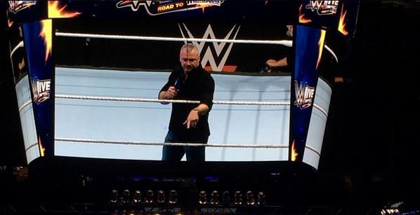 WWE MSG le 12 03 2017