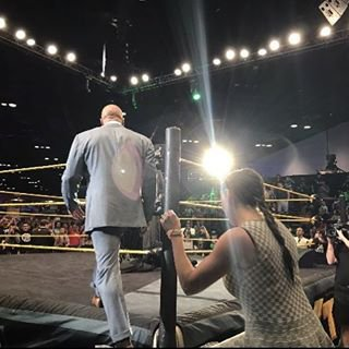 WrestleMania 33 Axxess Tour with Triple H and Stephanie McMahon!