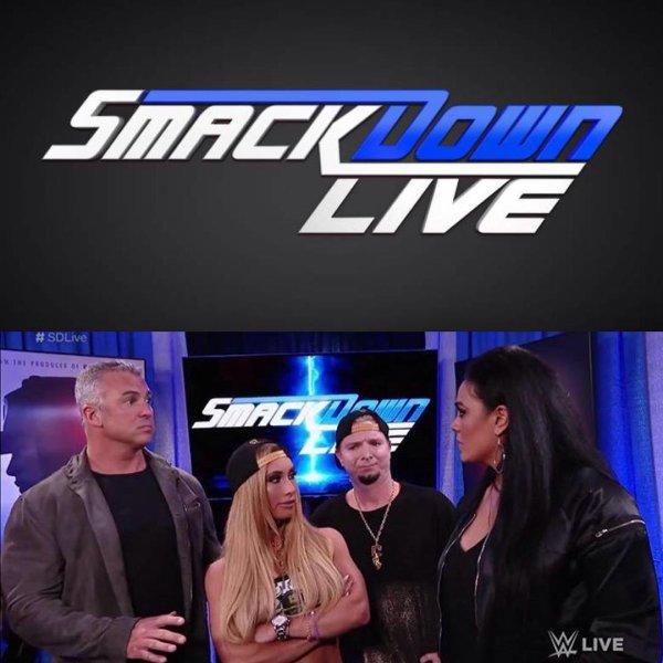 Smackdown live le 18 04 2017