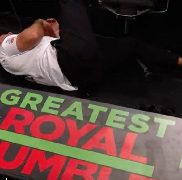 the Greatest Royal Rumble le 27 04 2018