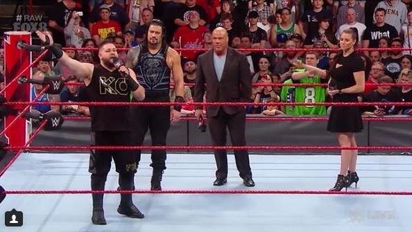 Raw le 21 05 2018