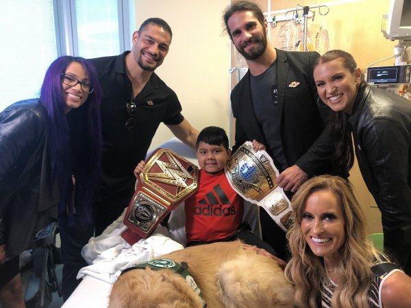 Children's Health in Dallas before #RAW