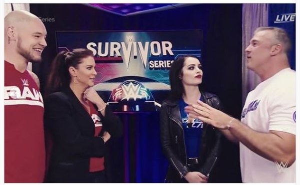 WWE Survivor Serie 2018