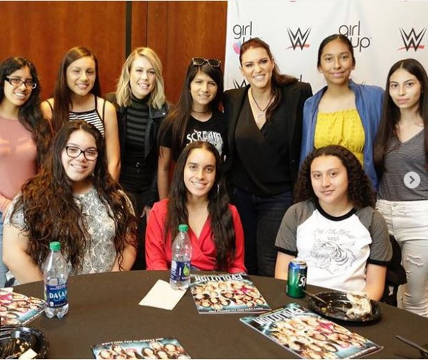 Girl up  stephanie mcmahon