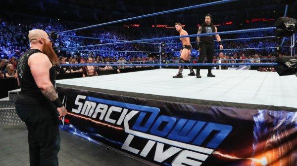 smackdown le 14 05 2019