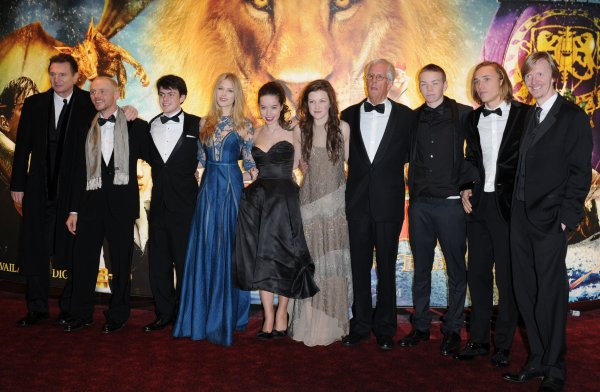 Avant-première mondiale de Narnia 3 !