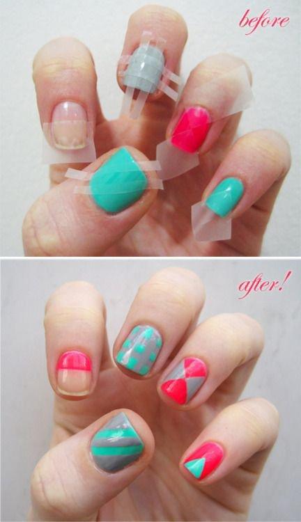 Tutorail Nails