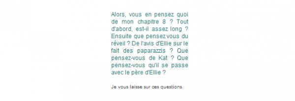 Chapitre 8.
