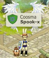 Screen du up 50 de Spook-x