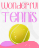 Wonderful-Tennis