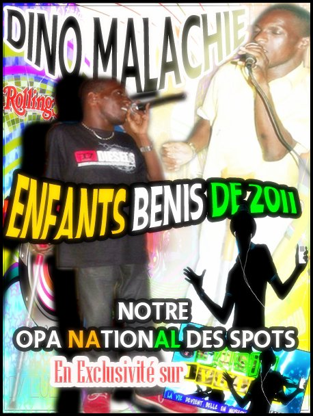 Dino Malachie =>>> Enfants Benis De 2011 .