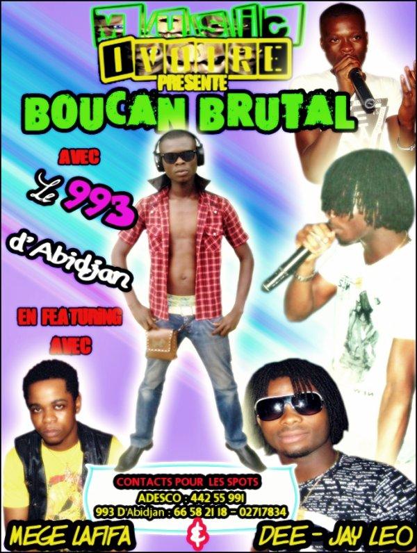 "MI Prod & Pentatonik Studio Présentent Le 993 d'Abidjan dans ""Le Boucan Brutal"""