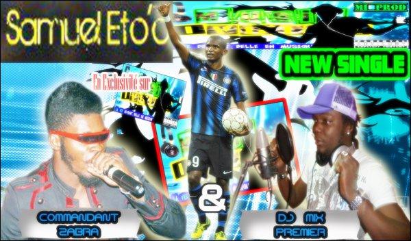 DJ Mix 1er FT COmmandant Zabra - Hommage à Samuel Eto'o