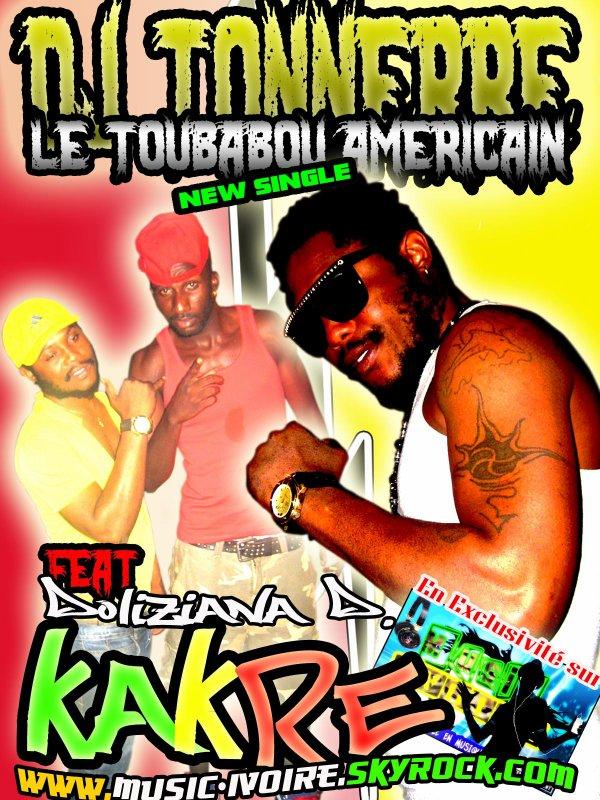 AFRICA MUSIC IVOIRE / DJ Tonnerre - KAKRE (Feat Debordo D.) (2012)