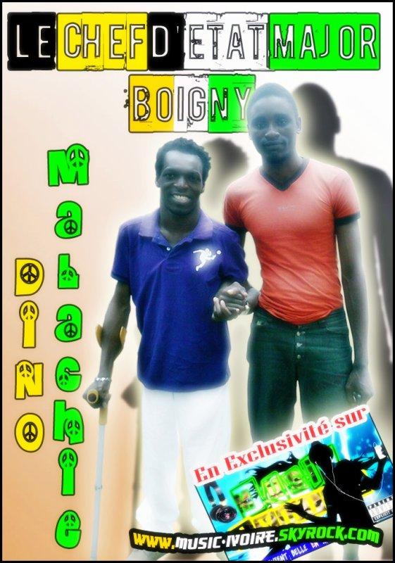 SPECIAL DINO MALACHIE, LE CHAMPION D'AFRIQUE