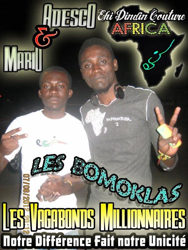 LANCEMENT DES MATINEES PAPOUNTCHA A L'ESPACE CORRIDOR LIVE(KOUMASSI 05)