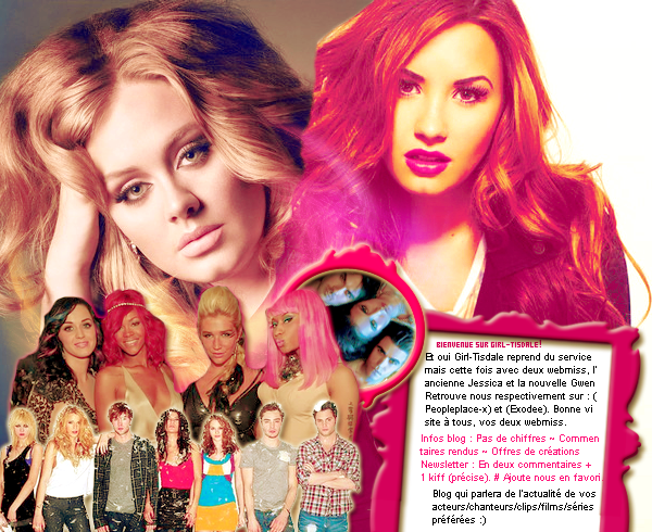 Girl-Tisdale ; Article 01 ♥