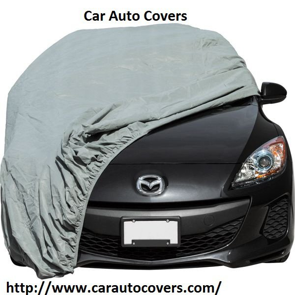 The Simple Truth About car auto covers