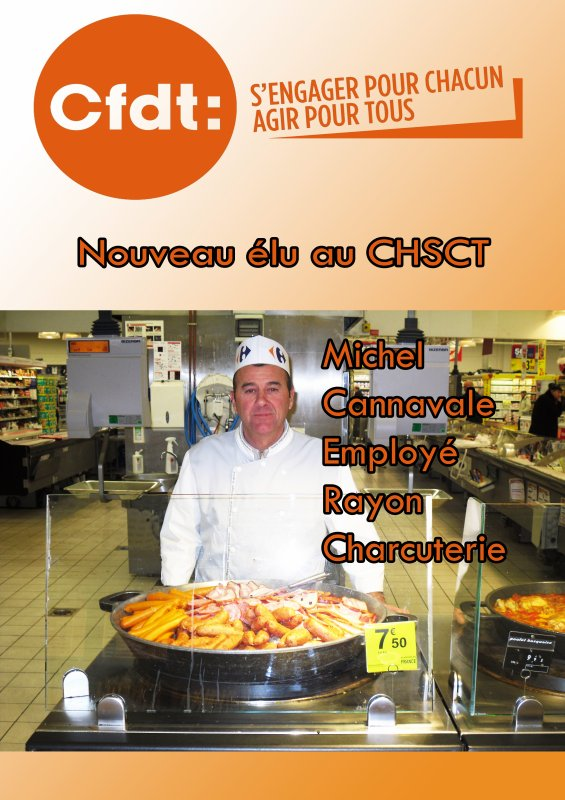 Blog de cfdtmerlan page 7 section cfdt carrefour le for Election chsct