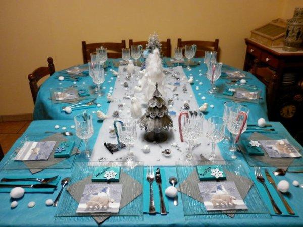 Table de Noël 2010