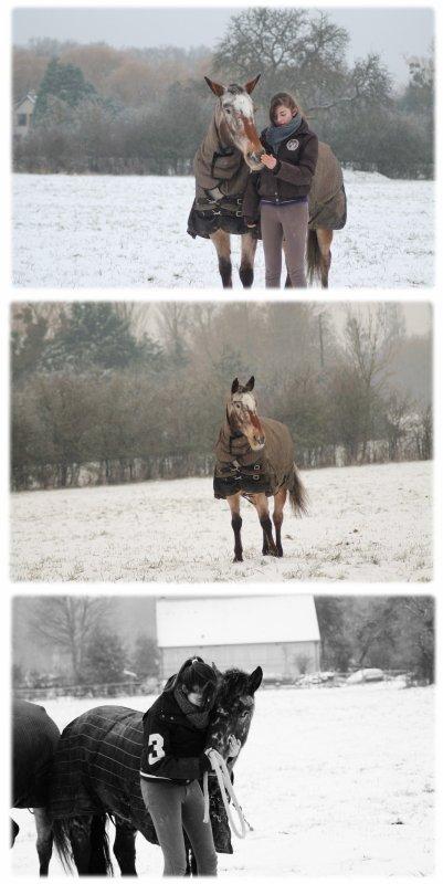 De la belle neige !!