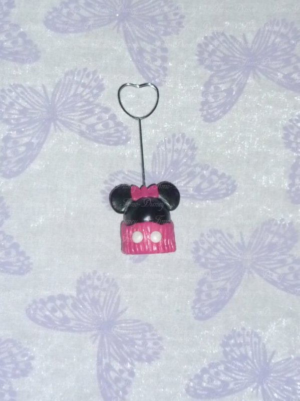 Porte-photo Minnie cupcake