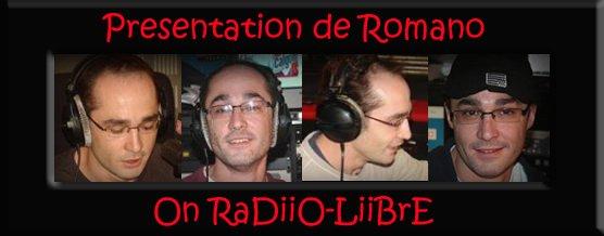 Présentation De Romano !!