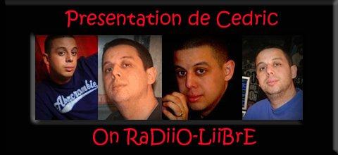 Présentation De Cedric !!
