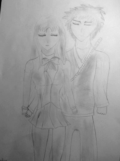 dessin ichihime!!