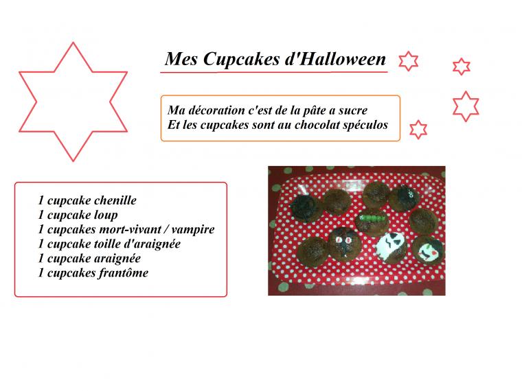Cupcakes Halloween!!!