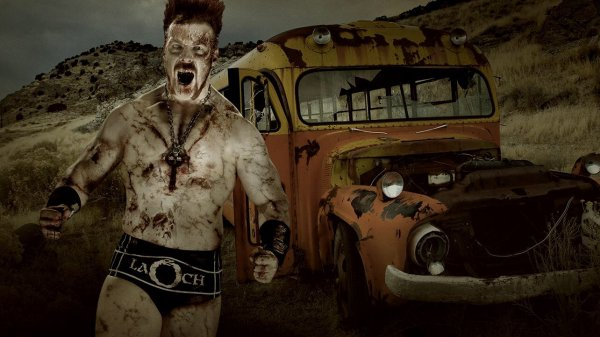WWE Zombies:Ring of the living dead 3/4