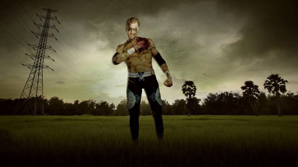 WWE Zombies:Ring of the living dead 2/4