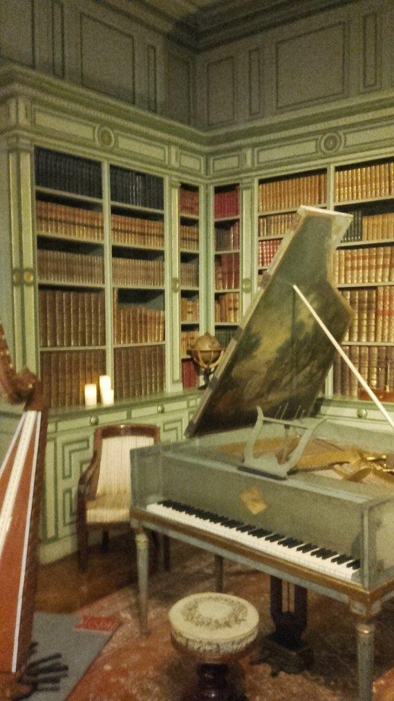bibliothèque royale (Cheverny)