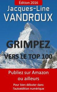 Grimpez vers le top 100 de Jacques-Line Vandroux