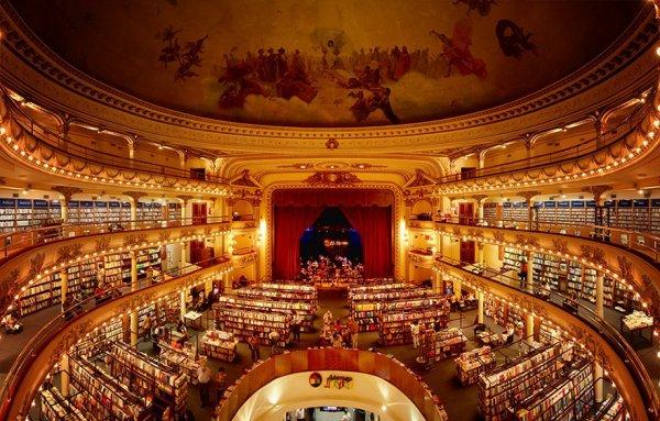 Librairie de Buenos Aires