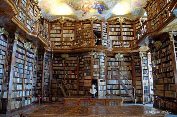 Monastère de St Florian en Autriche