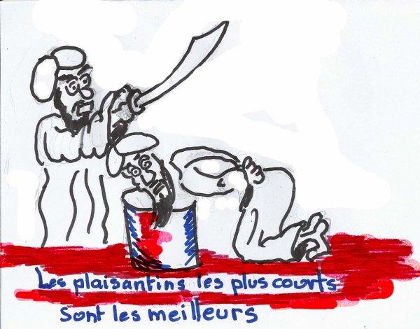 TOUT LE MONDE A DE L'HUMOUR