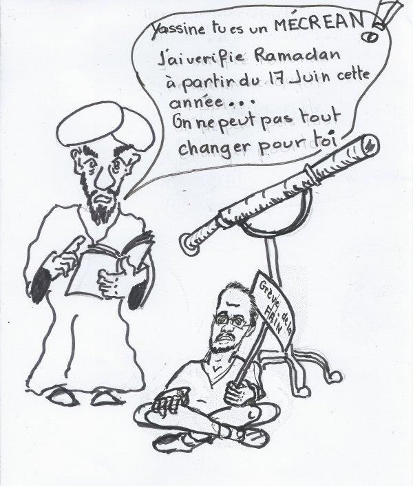 YASSINE AYARI   A LA DOUCEUR DES GEÔLES TUNISIENNES