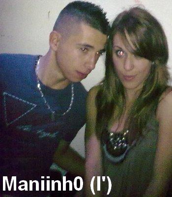 ManiinhO Maiis Que TuudO ♡