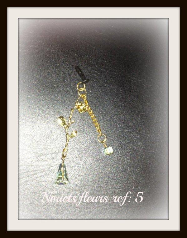 bijoux de téléphone