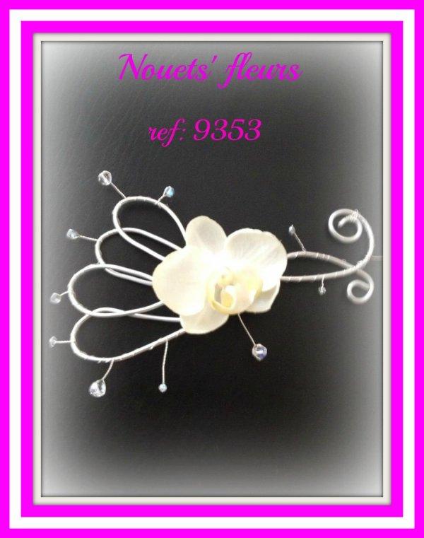 ref: 9351  collier mariée