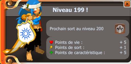 Up 199 de la sacri !