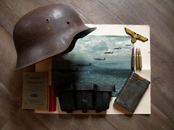 Lot militaria Allemand Vente / Echange