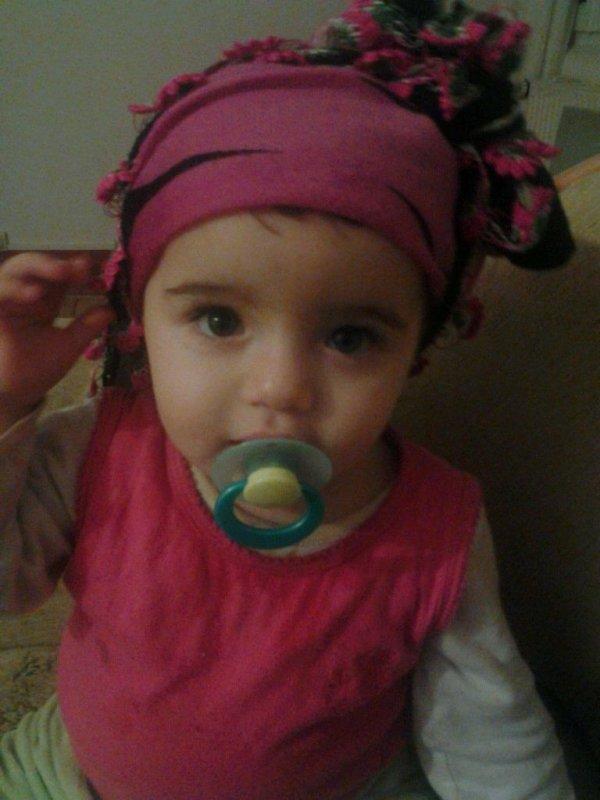 Yegenim (ma nièce)