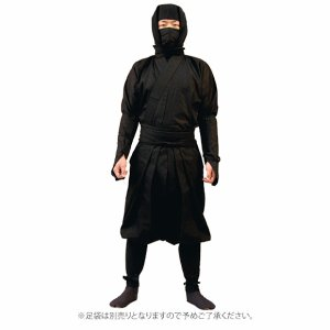 to be NINJA is to be misunderstand by foreigners.
