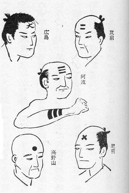 "reason of ""evade tattoo"" in japan"