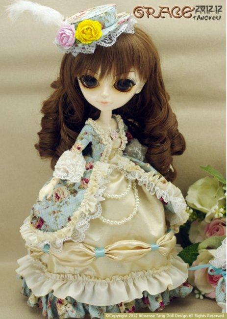 ma New doll (mystère)