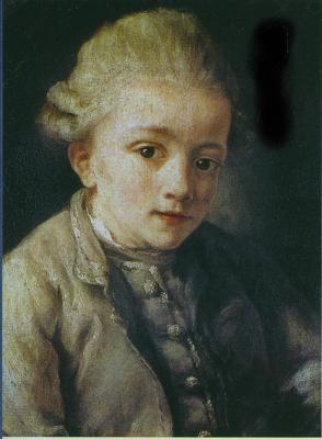 Wolfgang Amadeus Mozart - la maitrise du collège watteau chef/Mme Annick...