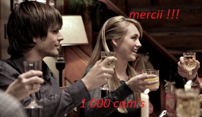 1000 com's
